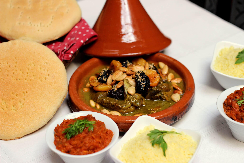 Marrakesch für Genießer oder Couscous vom Feinsten!